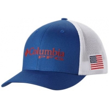Unisex Pfg Mesh Ball Cap by Columbia in Ramsey Nj