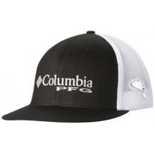 Pfg Mesh Flat Brim Ballcap by Columbia