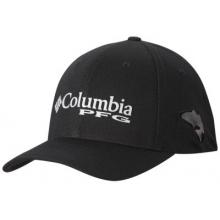 Unisex Pfg Mesh Pique Ballcap by Columbia