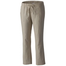 Women's Coastal Escape Capri Pant by Columbia in Brighton Mi