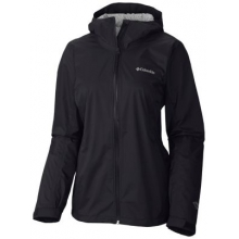 Women's EvaPOURation Jacket by Columbia in Red Deer Ab