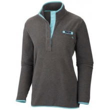 Women's Harborside Women'S Fleece Pullover by Columbia in Iowa City Ia
