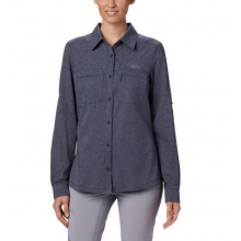 Women's Irico Long Sleeve Shirt by Columbia in Camrose Ab