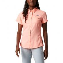 Women's Lo Drag Short Sleeve Shirt by Columbia