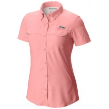 Women's Lo Drag Short Sleeve Shirt by Columbia