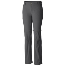 Women's Extended Saturday Trail II Convertible Pant by Columbia