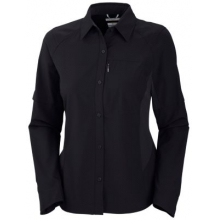 Women's Silver Ridge Long Sleeve Shirt by Columbia