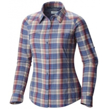 Women's Silver Ridge Plaid Long Sleeve Shirt by Columbia in Prescott Az