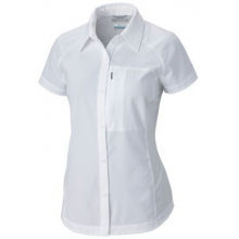 Women's Silver Ridge Short Sleeve Shirt by Columbia in Lethbridge Ab