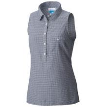 Women's Sun Drifter Sleeveless Shirt by Columbia