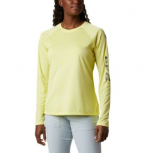 Women's Tidal Tee II Long Sleeve by Columbia