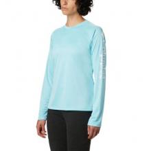 Women's Tidal Tee II Long Sleeve by Columbia in Littleton CO