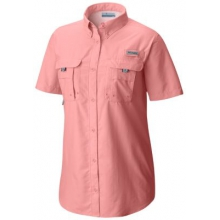 Women's Bahama Short Sleeve by Columbia in Iowa City Ia