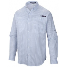Men's Super Tamiami Ls Shirt by Columbia in Savannah Ga