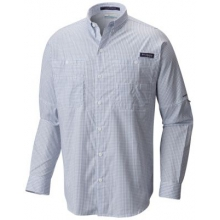Men's Super Tamiami LS Shirt by Columbia in Prince George Bc