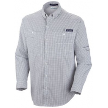 Men's Super Tamiami Long Sleeve Shirt by Columbia