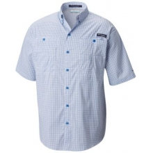 Men's Super Tamiami SS Shirt by Columbia in Prince George Bc