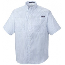 Men's Super Tamiami Short Sleeve Shirt by Columbia in Kirkwood Mo