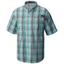 Men's Super Tamiami SS Shirt by Columbia in Homewood Al