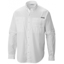 Men's Tamiami II LS Shirt by Columbia in Brighton Mi