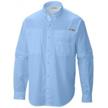 Men's Tamiami II Ls Shirt by Columbia in East Lansing Mi