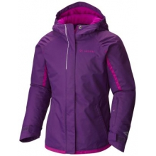 Girl's Alpine Action Jacket by Columbia in Juneau Ak