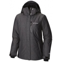 Women's Extended Alpine Action Oh Jacket by Columbia