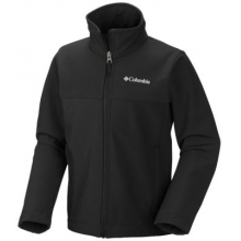 Boy's Ascender Softshell by Columbia