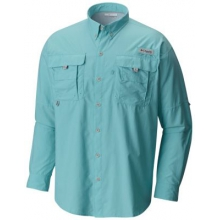 Men's Bahama II Long Sleeve Shirt by Columbia in Evanston Il