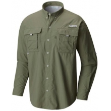 Men's Bahama II Long Sleeve Shirt by Columbia