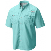 Men's Bahama II S/S Shirt by Columbia in Huntsville Al