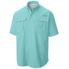 Men's Bahama II Short Sleeve Shirt by Columbia in Columbus Ga
