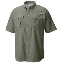 Men's Bahama II S/S Shirt by Columbia in Columbus Oh