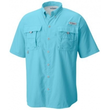 Men's Bahama II Short Sleeve Shirt by Columbia in Greenville Sc