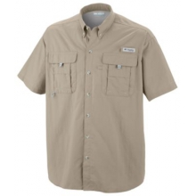Men's Bahama II Short Sleeve Shirt by Columbia in Ramsey Nj