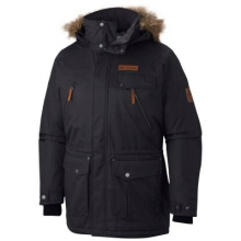 Men's Barlow Pass 550 Turbodown Jacket by Columbia