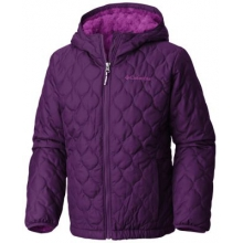 Girl's Bella Plush Jacket by Columbia in Juneau Ak