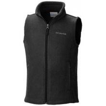 Youth Girl's Benton Springs Fleece Vest by Columbia