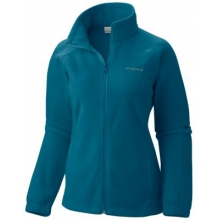Women's Benton Springs Full Zip Fleece Jacket - Plus Size by Columbia