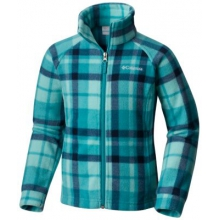 Girl's Benton Springs II Printed Fleece by Columbia in Chicago Il