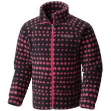 Girl's Benton Springs II Printed Fleece