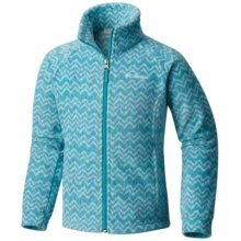 Toddler Girl's Benton Springs II Printed Fleece by Columbia in Chicago Il