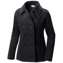 Benton Springs Pea CoatWomen's Benton Springs Fleece Pea Coat Jacket - Plus Size
