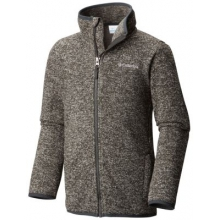 Boy's Birch Woods Full Zip Fleece Jacket by Columbia