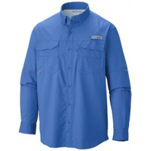 Men's Blood And Guts III Ls Woven Shirt by Columbia in Lafayette La
