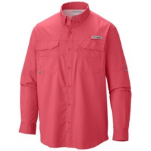 Men's Blood And Guts III Ls Woven Shirt by Columbia in Champaign Il