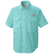 Boy's Bonehead Short Sleeve Shirt by Columbia in Auburn Al