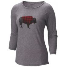 Buffalo Plaid Tee by Columbia