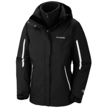 Women's Extended Bugaboo Interchange Jacket by Columbia in Arcadia Ca