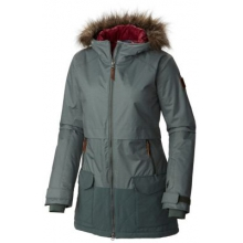 Women's Catacomb Crest Parka by Columbia